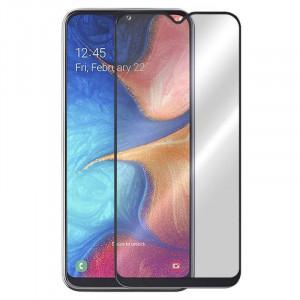 """Zaštitno, kaljeno staklo 5D Full Glue za Samsung Galaxy A70 2019 (6.7"""") crni rub"""