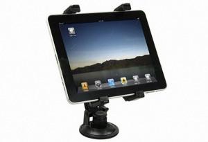 Vakum držač u automobilu za tablete iPad/GPS/portabl DVD i TV uređaje - FCHD-PAD-01C