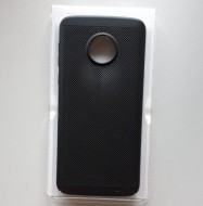 "TPU maska BREATH za Motorola Moto G6 plus (5.9"") 2018, crna"