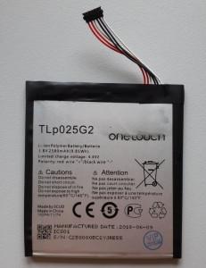 """Baterija TLp025G2 za Alcatel OT-9001 Pixi 4 (6""""), OT-9001, OT-9003, OT-8050"""
