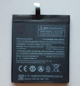 Baterija BN34 za Xiaomi Redmi 5A, M5A