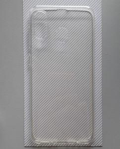 """TPU 0.3mm ultra tanka maska za Samsung A20, Galaxy A30 2019 (6.4""""), providna"""