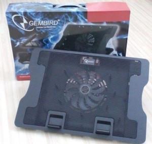 Kuler, Hladnjak, Postolje za hladjenje laptopa GEMBIRD N2000FS do 17 inča