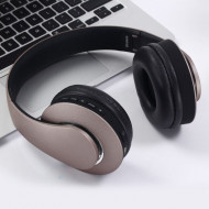 Bluetooth slušalice Over-Ear VIP KD-23 srebrne ili zlatne