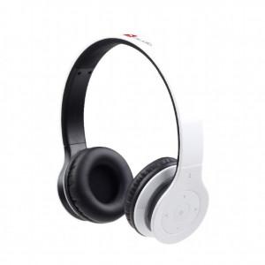 Bluetooth stereo slušalice s mikrofonom Over-Ear Gembird BHP-BER-W