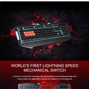 Gejmerska mehanička tastatura A4tech A4-B328