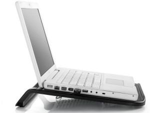 """Kuler, Hladnjak, Postolje za hladjenje laptopa, DeepCool N200 Hladnjak za laptop 15.6"""" 120mm.Fan 1000rpm 42CFM 22dB 340x310x59mm (postolje)"""