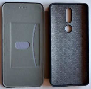 """Preklopna futrola FLIP LEATHER za Nokia 2.4 2020 (6.5"""") crna"""