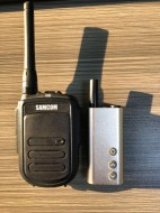 Samcom MINI-1 (CP-446 plus) toki voki LIČNA RADIO STANICA - domet do 10 km