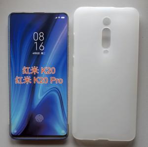 "TPU maska Pudding za Xiaomi Mi 9T 2019, Redmi K20 (6.39"") crna"