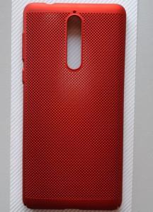 """TPU/PC BREATH maska za Nokia 8 2017 (5.3"""") više boja"""