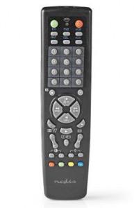 Univerzalni daljinski upravljač TVRC2100BK, kontrolise 10 uredjaja za 250 brendova TV-a (alt VLR-RC001)