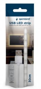 USB LED traka za monitor i sl. Gembird LED-SU-WW30-01