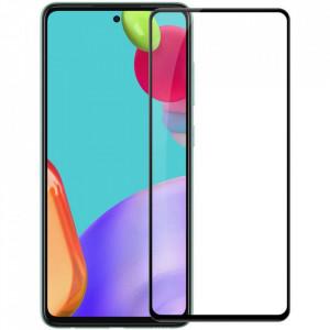 "Zaštitno kaljeno staklo 5D Full Glue za Samsung SM-A525F, SM-A526B, Galaxy A52 4G, A52 5G 2021 (6.5"") crni rub"