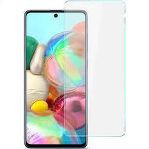 """Zaštitno, kaljeno staklo 5D Full Glue za Samsung SM-A715F Galaxy A71 2020 (6.7"""") CRNI RUB"""