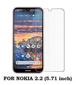 "Zaštitno Kaljeno staklo Tempered Glas Nokia 2.2 2019 (5.71""), ravno"
