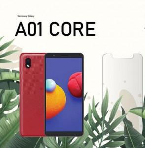 "Zaštitno, kaljeno staklo za Samsung SM-A013F, Galaxy A01 Core 2020 (5.3"") ravno"