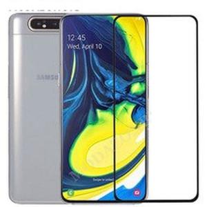 """Zaštitno staklo Tempered Glass za Samsung SM-A805F Galaxy A80 2019 (6.7"""") 5D full glue, zakrivljeno crni rub"""