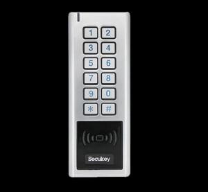 Secukey SK5-X Univerzalna samostalna kontrola pristupa i čitač sa Wiegand protokolom