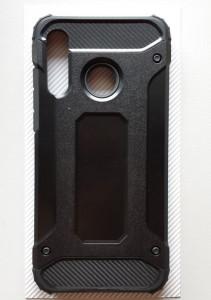 """TPU maska DEFENDER za Huawei P30 Lite 2019 (6.15"""") crna"""