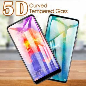 "Zaštitno, kaljeno staklo 5D Full Glue za Huawei P40 2020 (6.1"") zakrivljeno"