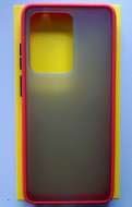 "TPU maska BORDER za Samsung Galaxy S20 Ultra 2020 (6.9"") VIŠE BOJA"
