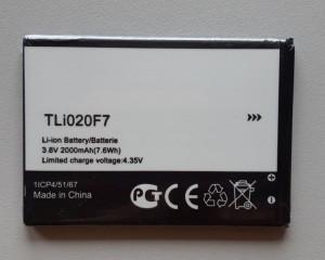 Baterija TLi020F7 za Alcatel PIXI 4 (5) OT-5010, OT-5045, OT7040