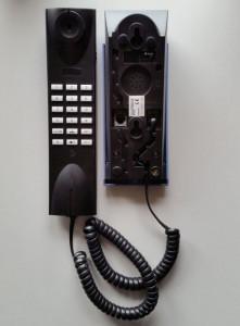 DRS TP 0127 green telefonski aparat, stona ili zidna montaža