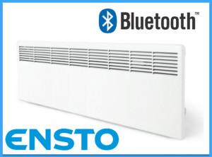 Finski radijator 2000W Bluetooth, elektronski termostat, ENSTO Beta konvektorski panelni radijator