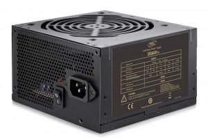 Napajanje desktop 600W DeepCool DE600 V2, 1x 20+4pin, 2x 4pin, 3xIDE, 4x S-ATA, 1x PCI-E 6pin+2pin 120mm