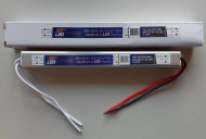 Napajanje za LED trake LUMDS12 15W 1,25A, ultra tanko