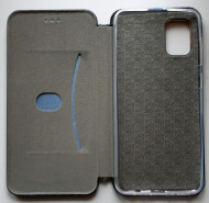 "Preklopna futrola FLIP LEATHER za Samsung SM-A315F, Galaxy A31 2020 (6.4"") crna"