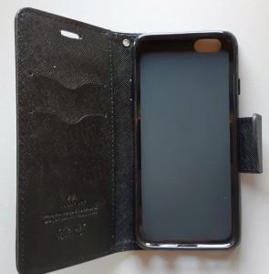 "Preklopna futrola Mercury za iPhone 6 (4.7"") crna"