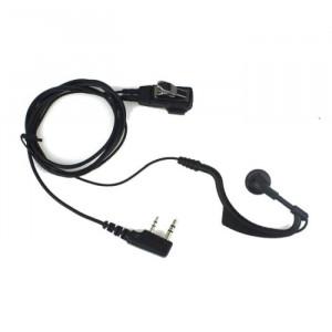 Slušalica s mikrofonom EP-1XK za voki toki Samcom CP-446S, Samcom CP-120, Samcom S-446, Samcom FT-18, Kenwood 2PIN konektor
