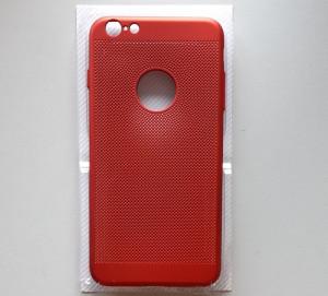 "TPU maska BREATH za Motorola Moto G6 plus (5.9"") 2018, crvena"