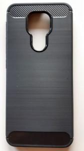 "TPU maska BRUHSED za Moto G9 Play 2020 (6.5"") crna"