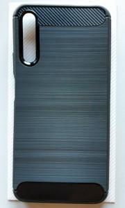 """TPU maska BRUSHED za Huawei Honor 9X 2019 (6.59"""") crna"""