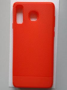 TPU maska CARBON za SM-G885F, Galaxy A8 Star 2018, više boja