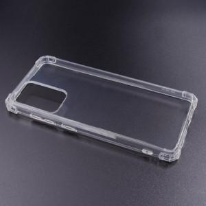 "TPU maska CLEAR STRONG za Samsung SM-A525F, SM-A526B, Galaxy A52 4G, A52 5G 2021 (6.5"") providna"