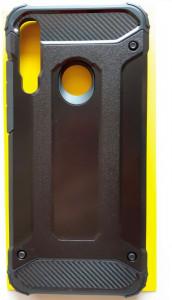 """TPU maska DEFENDER za Huawei Y6p 2020 (6.3"""") crna"""