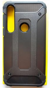 """TPU maska DEFENDER za Moto G8 PLUS 2020 (6.3"""") CRNA"""