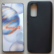 "TPU maska Pudding za Huawei Honor 30 2020 (6.53"") crna"