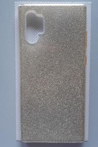 "TPU maska Sparkly SHINE za Samsung SM-N975F, Galaxy Note 10 Pro 2019 (6.8"") crna"