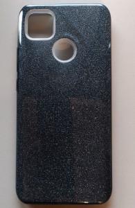 """TPU maska Sparkly SHINE za Xiaomi Redmi 9C 2020 (6.53"""") siva"""