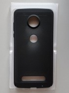 TPU/PC BREATH Za Motorola Moto Z2 Play, crna