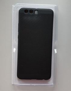 TPU/PC maska BREATH Huawei Ascend P10 PLUS, crna