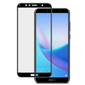 """Zaštitno kaljeno staklo 5D Full Glue za Huawei Y6, Honor 7A (5.7"""") 2018"""