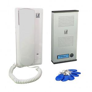 Žični interfon za jedan stan HOME SUPER STRONG 1, sa RFID čitačem