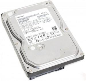 """Toshiba DT01ACA100, 32MB Interni Hard disk HDD 3.5"""" SATA3 7200 1TB"""