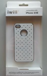 maska sa cirkonima za iPhone 5, iPhone 5S, iPhone SE DIP515